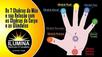 Lavar as mãos com mais frequência e utilizar álcool em gel é para que se conscientize de 'você'