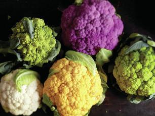 Saúde em Foco: Couve flor e suas  utilidades medicinais