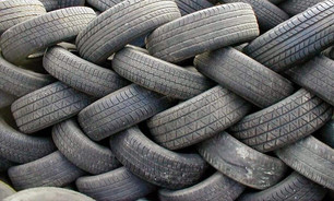 13 toneladas de pneus, em Juara, foram para reciclagem
