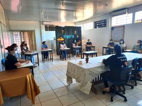 Secretaria de Educação realiza primeiro encontro do Conselho Municipal de Alimentação Escolar