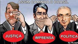 """""""Duas Justiças"""" em um Único  País Chamado Brasil"""