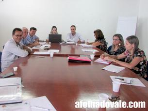 Integrante do CISVA se reuniram nesta segunda em Juara