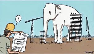 Governo Estadual e Municipal Pretendem Criar um Elefante Branco em Juara
