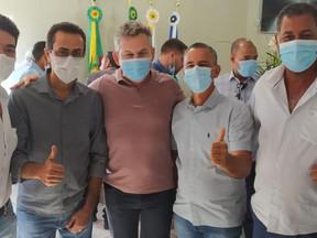 Prefeito reforça solicitação e governador confirma investimentos para Novo Horizonte do Norte