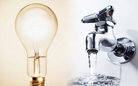 Lei poderá proibir corte de fornecimento de água e energia sem aviso prévio