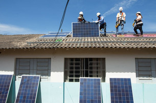 Unidades do Minha Casa, Minha Vida poderão ter painéis solares
