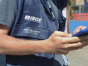 IBGE abre vagas para contratar 4 recenseadores em Novo Horizonte do Norte