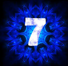 O número 7 é mágico e perfeito