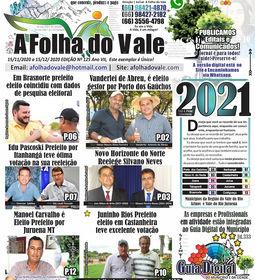 P.01  DA ED.125 Jornal A Folha do Vale M