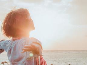 Escolha fazer o melhor por si, é a melhor forma de expressão de gratidão, ao universo, pela vida