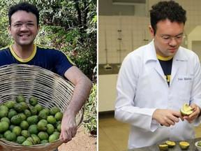 Estudante brasileiro cria pesticida natural com casca do pequi para ajudar agricultores nordestinos