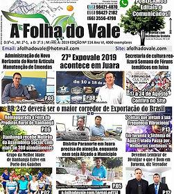P.01 ED. 114 JORNAL A FOLHA DO VALE    M