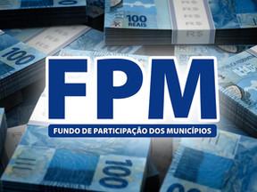 Municípios recebem terceiro repasse do FPM de maio