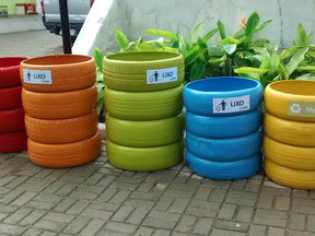 Administração de Porto dos Gaúchos orienta a população para a separação de materiais recicláveis