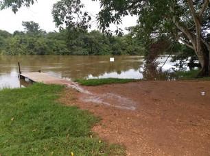 DAE de Porto dos Gaúchos atesta qualidade da água após rompimento de barragem