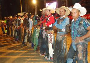 Paulo Bezerra é campeão em touros e Celso Santos campeão em Cavalos na 22ª EXPOVALE
