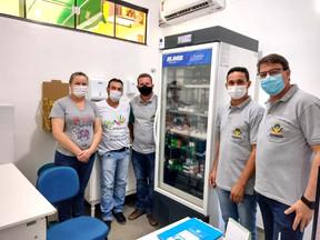Prefeitura Municipal de Itanhangá recebe Câmara Fria para armazenamento de vacinas