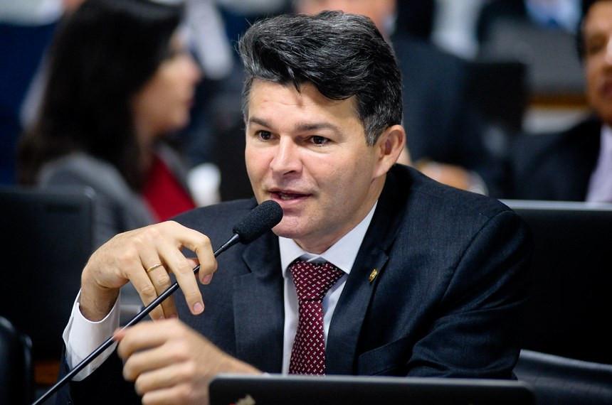 Ex-senador, José Medeiroseleito Dep. Federal por MT, nas eleições de 2018, para o pleito de 2019-2022