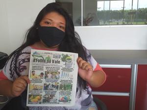A Folha do Vale faz parte da História de novas gerações em Itanhangá