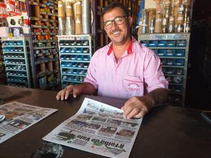 Ex-prefeito de Cotriguaçu Fala Sobre o Agronegócio e Expocotri 2019
