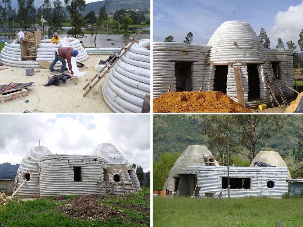La Casa Vergara - em Bogotá - Construída pelo Arquiteto Jose Andres Vallejo