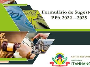 Governo Municipal de Itanhangá promove Política Administrativa inclusiva pelo PPA