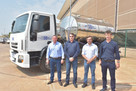 Itanhangá recebe novos equipamentos para agricultura familiar e infraestrutura