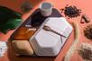 Embalagem 100% biodegradável feita de arroz, café e coco vem para brigar com o plástico