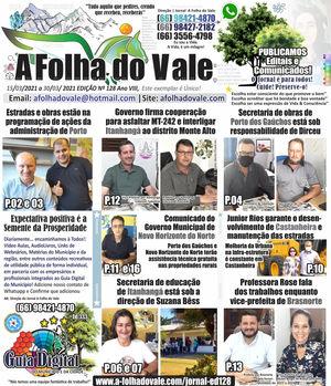 P.01 DA ED. 128 DO JORNAL A FOLHA DO VAL