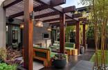Jardins com Pergolado ideias mais do que perfeitas para a casa, escritório e/ou praças