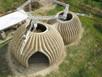 Casa é impressa em 3D com argila local