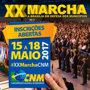 'Porto dos Gaúchos' participa da XX  Marcha em defesa dos municípios.