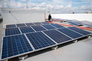 Projeto incentiva edificações sustentáveis com geração de energia