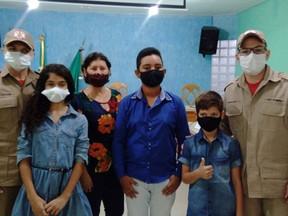 Educação/Bombeiros: Conheça vencedores do Concurso sobre Meio Ambiente, em Castanheira