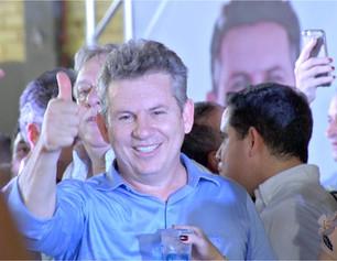 Mauro Mendes é o 56° governador de Mato Grosso