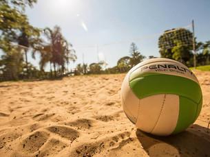 Torneio de Voley de areia, em Porto dos Gaúchos, foi um sucesso
