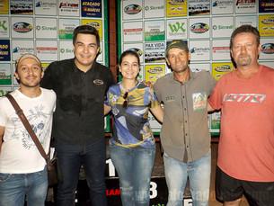 Etapa Estadual de Velocross é promovida em Juara neste fim de semana