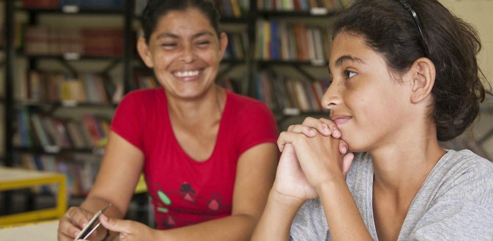 Mais de 14 de milhões de crianças e adolescentes, entre 6 e 17 anos, compõem o público da iniciativa - Foto  Sergio Amaral MDS