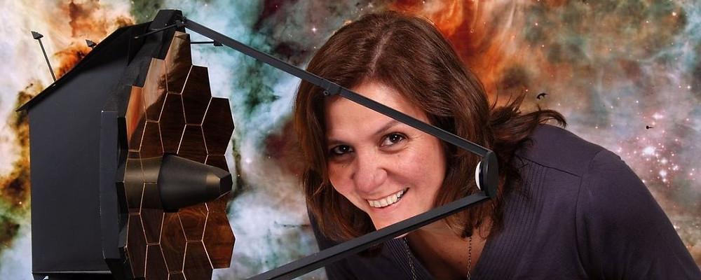 Duilia de Mello - NASA