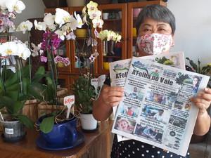 Mantemos o Jornal A Folha do Vale por Juína MT também