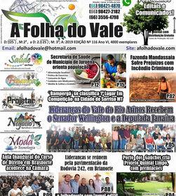 P.01 ED. 116 JORNAL A FOLHA DO VALE  - M