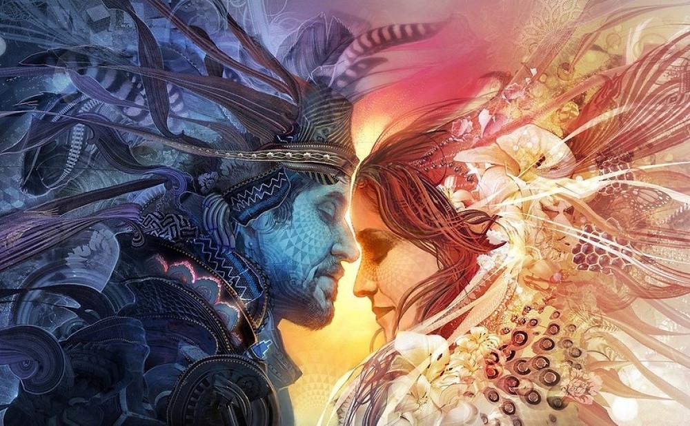 No Matrimônio Perfeito, a mulher reverencia o Homem, e o Homem edifica a divindade da mulher