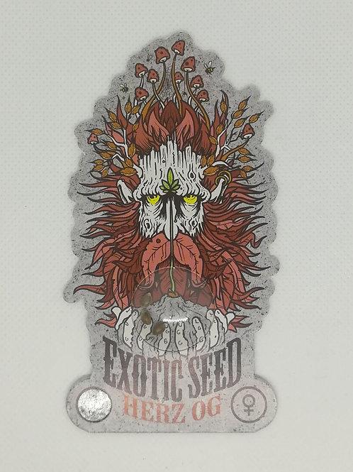 Herz OG (Exotic Seed) fem, 3 Stk