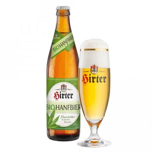 HIRTER BIO Hanf Bier, jetzt bei uns erhältlich