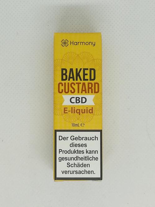 Baked Custard CBD E-Liquid 100mg