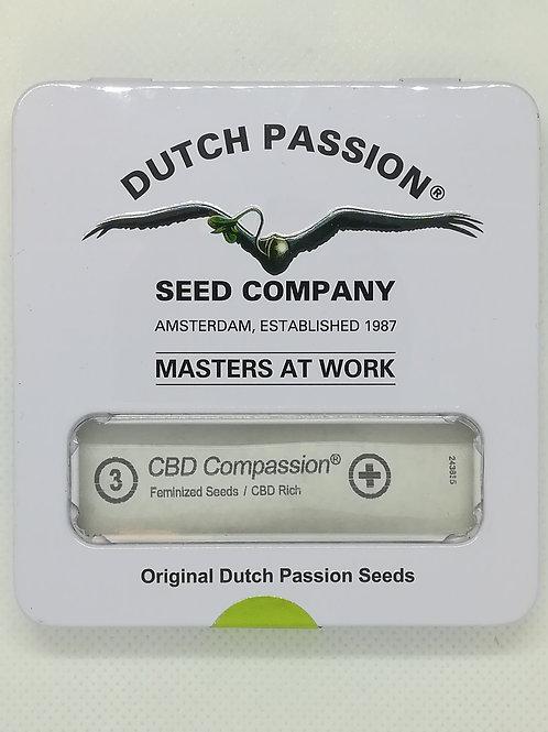 Dutch Passion CBD Compassion, fem 3 Stk