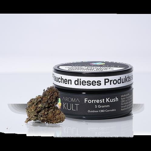 """CBD Blüten """"Forrest Kush"""" 5 g"""