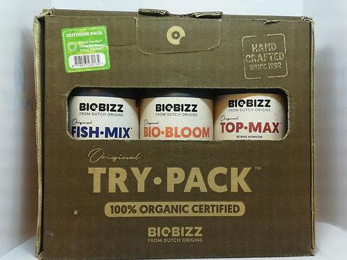Bio Bizz Try Pack Outdoor