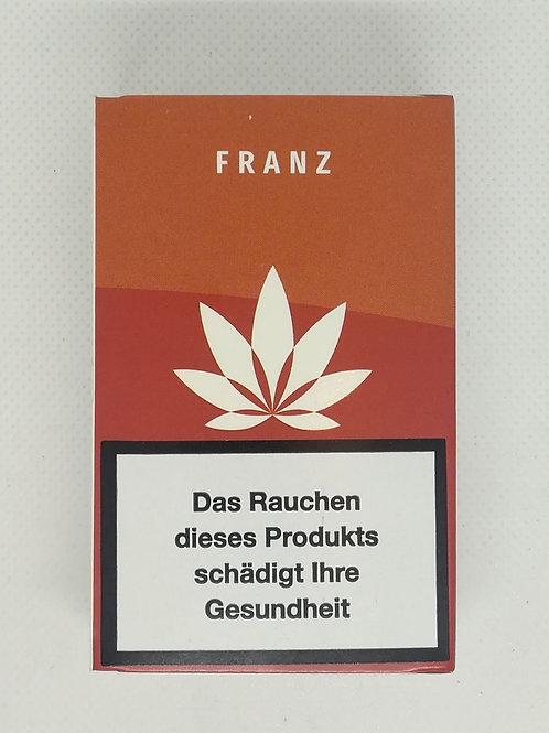 """CBD Blüten Mawu """"Franz"""" 2 g"""