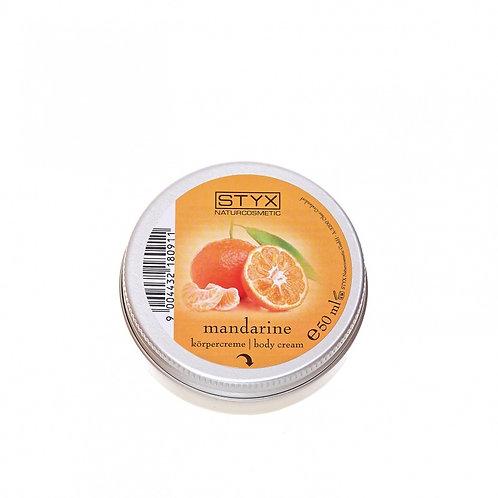 Mandarine Körpercreme 50ml